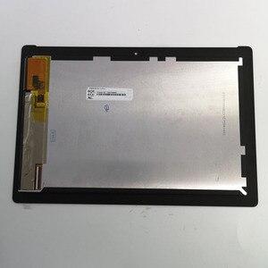 Image 4 - 10.1 אינץ עבור ASUS ZenPad 10 Z300 Z300C Z300M P00C LCD תצוגת מטריקס מסך מגע Digitizer עצרת