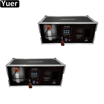 цена на 2Pcs/Lot 2000W Somke Machine DMX Sound Control DJ Equipment Disco Party Club Bar Stage Effect Mist Haze Machine Fog Machine