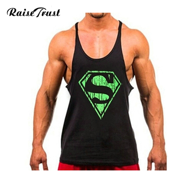 8f84a9433e4 Brand bodybuilding fitness clothing gyms stringer tank top men musculation  gold vest men undershirt solid Muscle tank blank Tops · 20% off