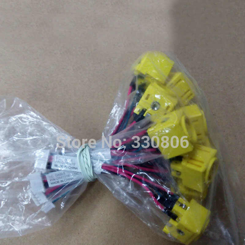 Dc-inコネクタw/ケーブル用レノボthinkpad t410 t410i t420 t420i t430 t430iシリーズ、fru 0B41319 OB41319 45M2893 04W6888 04W6889