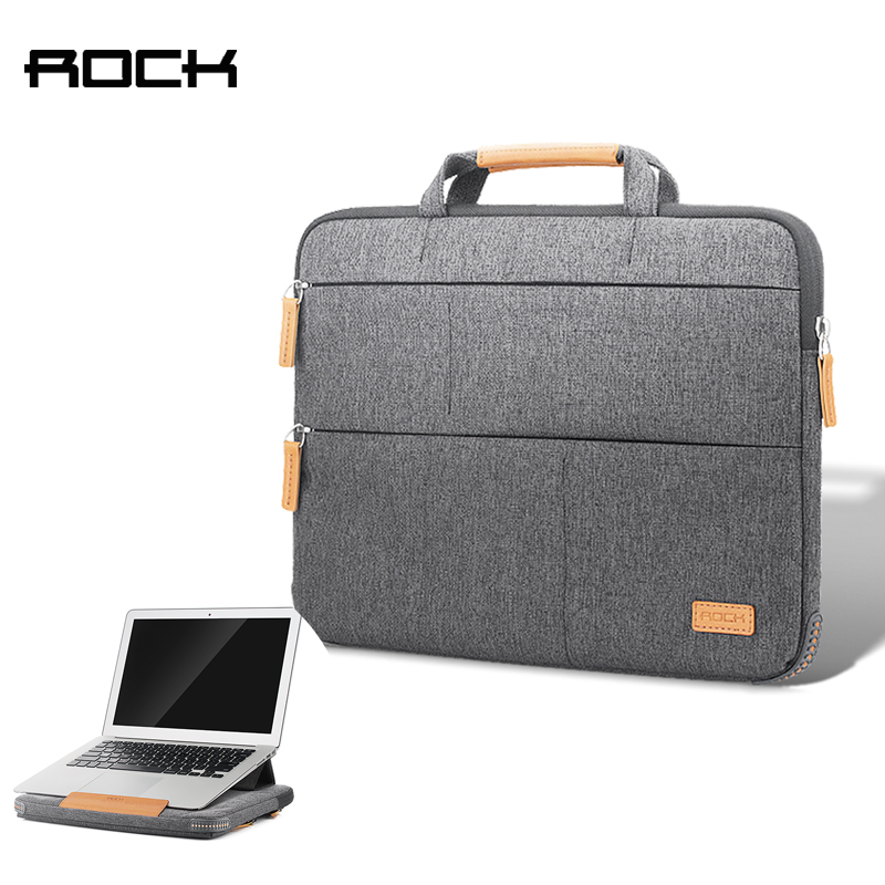 ROCK Nylon Shockproof Bag Case Cover For Apple iPad Pro 12.9 13inch Laptop Sleeve Table Protective Case For iPad Pro 12.9