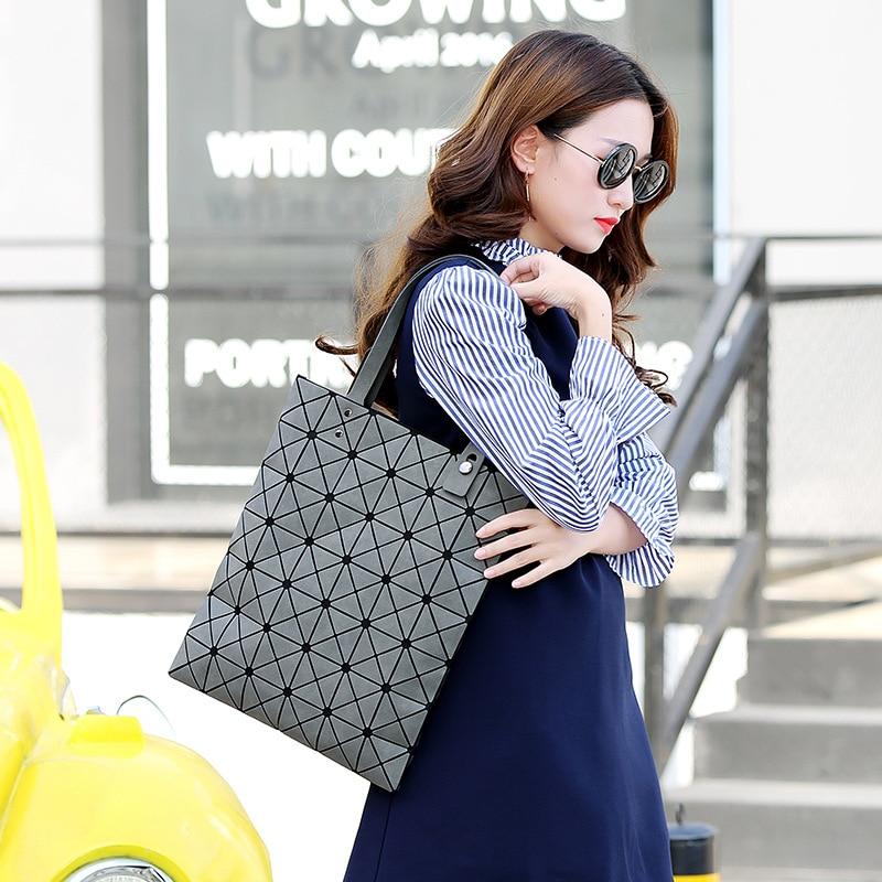2a12da8943ef Hot Sale Matte Finish BAOBAO Bag Folding Handbag Women Handbags Bao Bao Bag  Fashion Casual Tote Women Tote Mochila Sac A Main