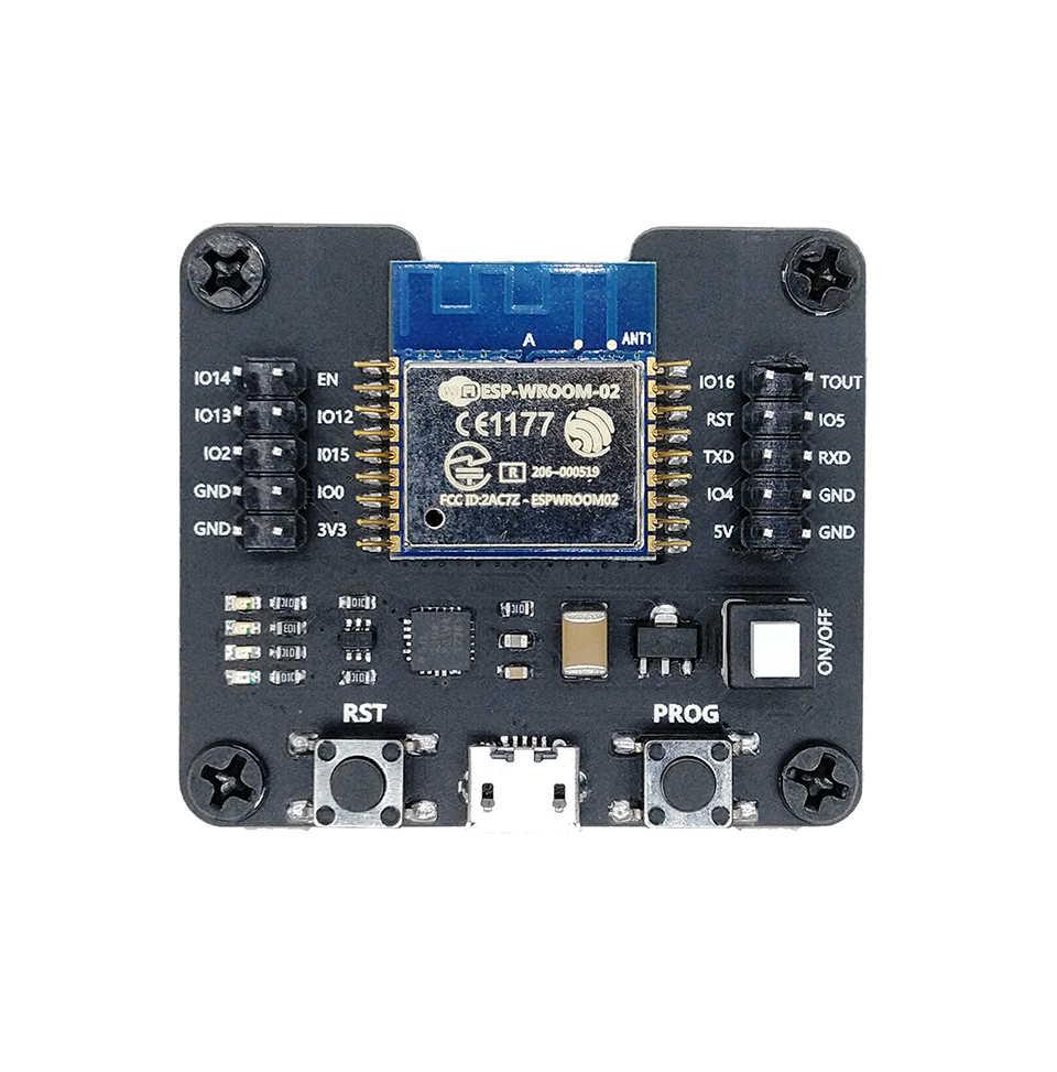 ESP8266 испытательный стенд горелка один щелчок загрузки поддерживает модули, такие как ESP-WROOM-02/02D/02U