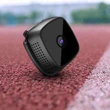 Nouveau C9 DV 1920x1080P HD 2MP Mini caméra Vision nocturne caméscope voiture Sport DV DVR enregistreur avec 6 lumières haute LED lumineuse