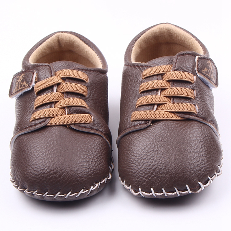 Hot Fashion Baby Boy Shoes Leather Handmade Baby Toddler ...