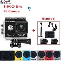 Original sjcam sj5000x elite 4k wifi 2 screen 30 waterproof sports action camera 2 battery charger.jpg 250x250