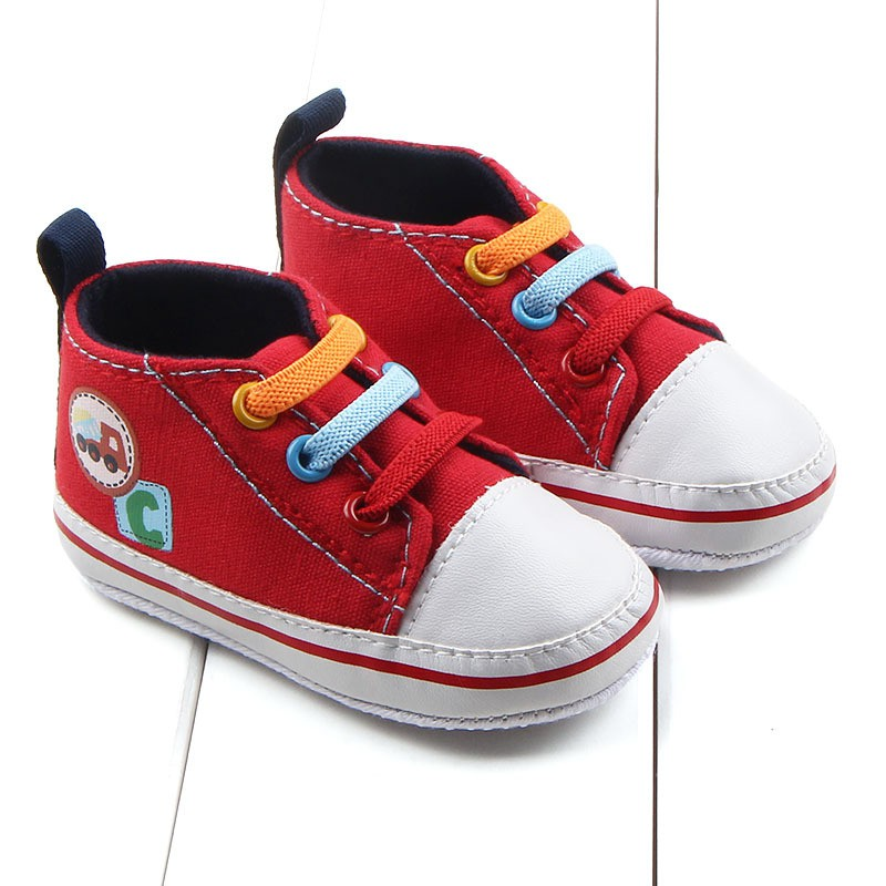 Aliexpress.com : Buy Baby Boy Girl Shoes Canvas Infant ...