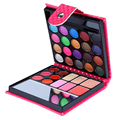 make up 32 Colors Eyeshadow Palette Pearl Eye Shadow Professional by Cosmetic Leather Case 4 Pattern Hot Selling wholesale naked