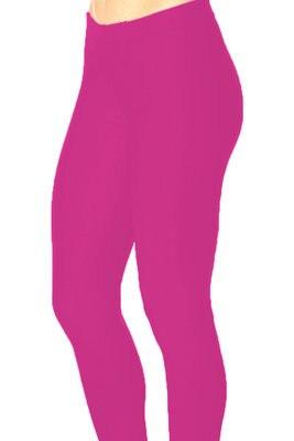 Women Pink Flamingo Sky Blue Full Print Skinny Stretchy Yoga Leggings New