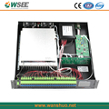 16 ports GPON WDM EDFA catv combiner and catv amplifier & edfa