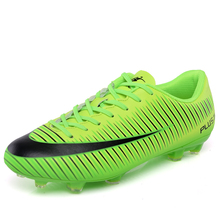 Indoor futsal soccer boots sneakers men Cheap soccer cleats superfly original sock football shoes with ankle boots