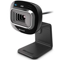 Microsoft LifeCam HD-3000 Web Camera HD 720P PC WebCam USB Windows XP,7,8 NEW