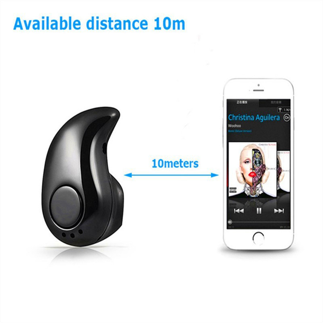 Headphone Bluetooth Stereo Sport in ear Headset For Phone iPhone 7 6 Bluetooth Earphone Mini Wireless in-ear Earpiece Cordless