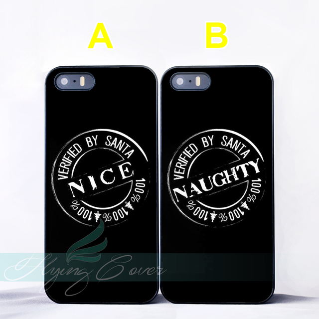 121cf269c8 Coque Nice Naughty Girls Best Friend BFF Couple Cases for iPhone X 8 7 6 6S  7 Plus SE 5S 5C 5 4S 4 Case for iPod Touch 6 5 Cover