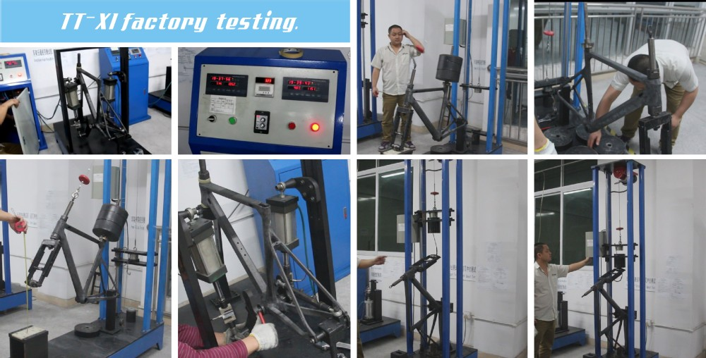 TT-X1 factory testing1