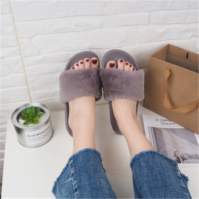sports shoes a9e17 79658 2018-Hot-Women-Slippers-Fashion-Spring-Summer-Autumn-Plush-Slippers-Women-Faux-Fur-Slides-Flip-Flops.jpg 640x640.jpg