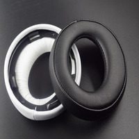 Ear Pads Cushion For SONY Gold Wireless PS3 PS4 7 1 Virtual Surround CECHYA 0083