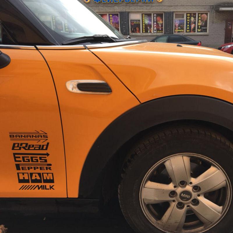 Us 479 12 Offlustige Werbung Sponsoren Sticker Pack Lustige Sponsoren Aufkleber Für Auto Jdm Decor In Wandaufkleber Aus Heim Und Garten Bei