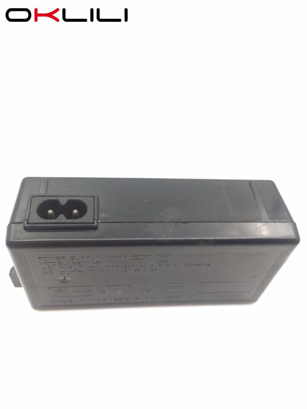Gedisciplineerd Ac Power Supply Adapter Oplader Voor Epson L110 L120 L210 L220 L300 L310 L350 L355 L360 L365 L455 L555 L565 L100 L132 L130 L222 Mooi En Charmant