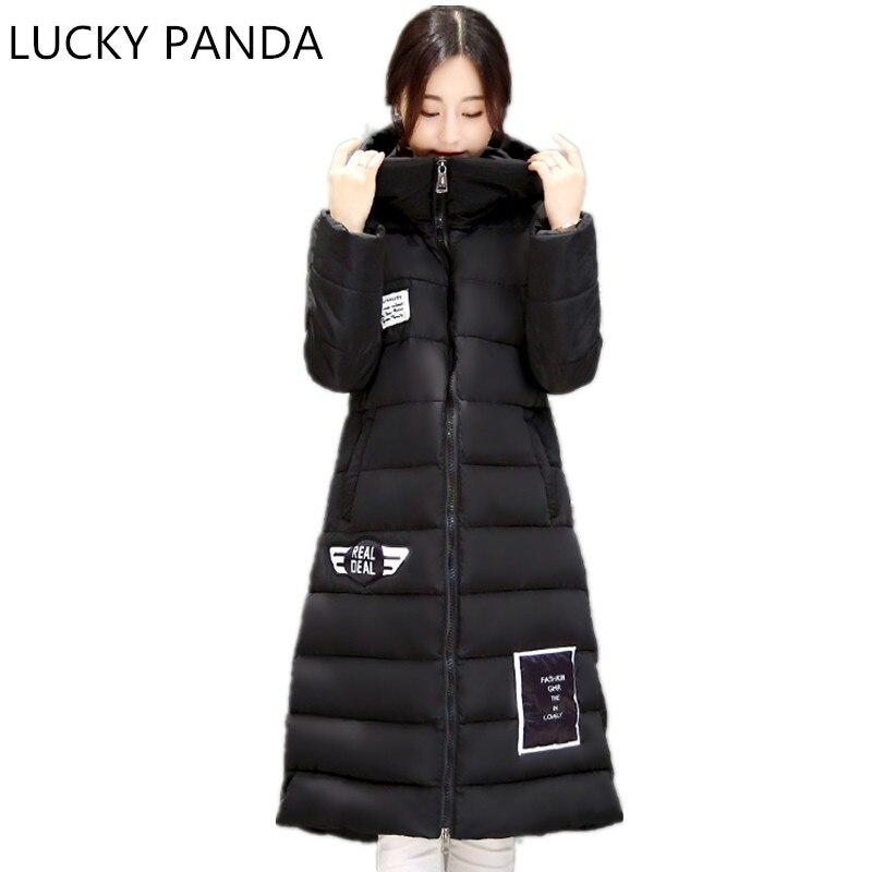 Invierno De Panda Mujeres Chaqueta 2016 Lucky Abrigos Plumas P4TxqCwI