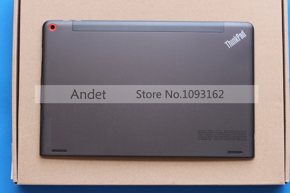 New Original for Lenovo ThinkPad X1 Helix LCD Rear Lid Back  Cover X1H 20CG 20CH Top Case 00HT543 laptop top cover for lenovo thinkpad x1 helix 04x0505 asm lte rear cover new