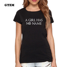 Womens Game of Thrones A Girl Has No Name T-Shirt