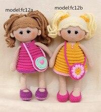 Pumposhka кукла куколка амигуруми