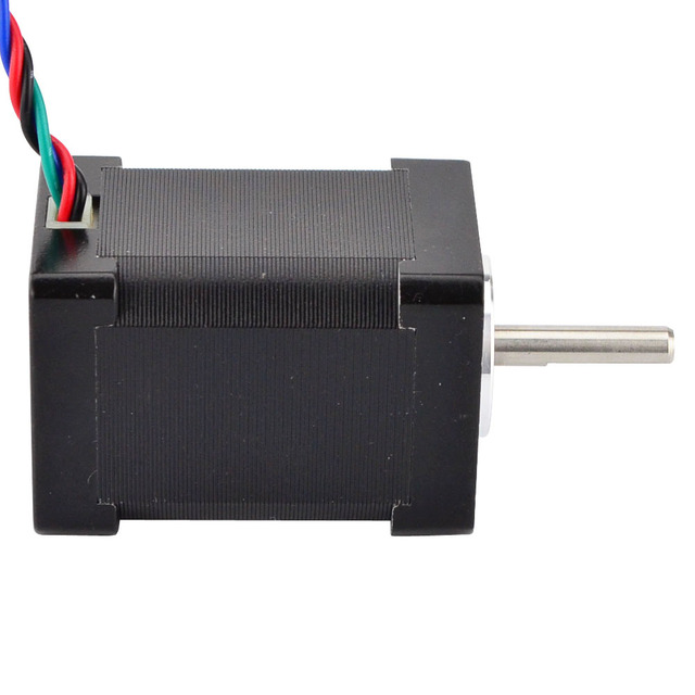 High Torque Nema 14 Stepper Motor 40Ncm(56.7oz.in) 1.5A 35x35x52mm Nema14 Stepper 4-lead for CNC DIY 3D Printer