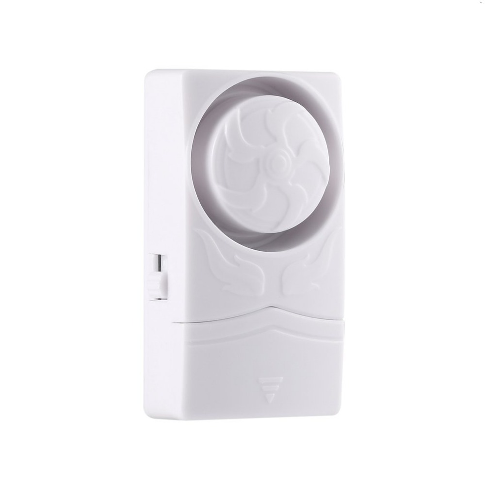 Mini 4 in 1 110dB Low Power Hint Secure Door-close Hint Alarm Continually Simple Host & Magnet Door & Curtain Alarm