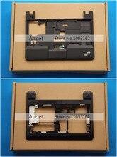 Nueva Original de Lenovo ThinkPad E130 E135 Cubierta de la Base Bottom Case + Mayúsculas Palmrest Bisel Del Teclado Táctil con 04Y1208 04W4345