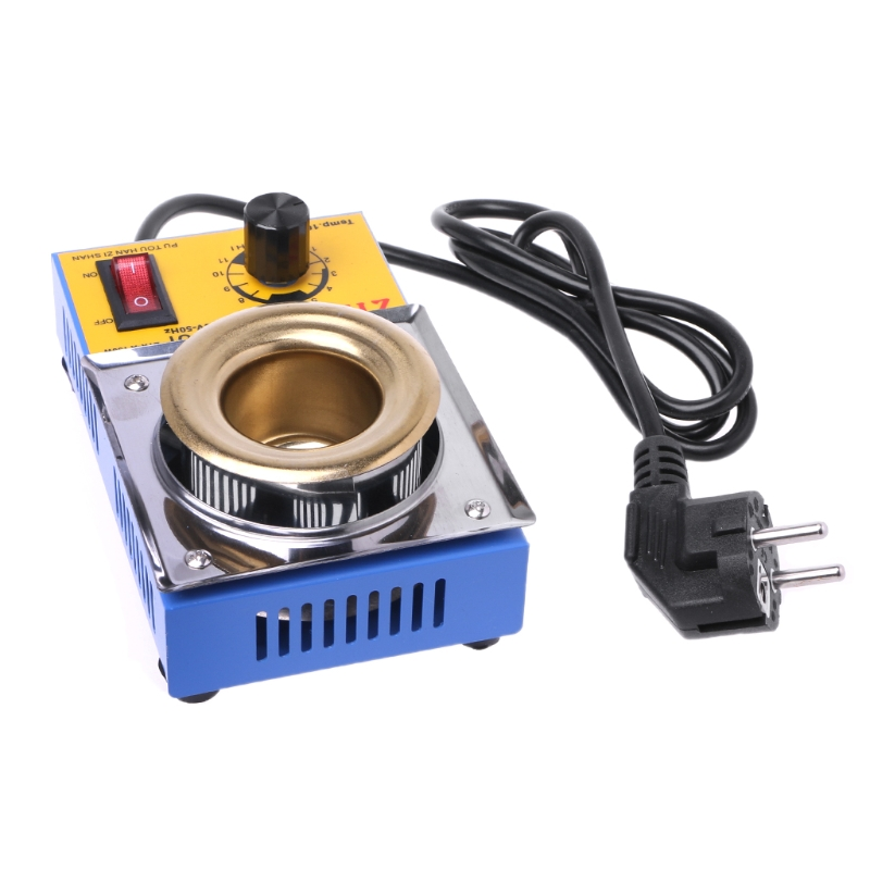 Superb 150W Lead-Free Adjustable Temperature Tin Furnace With EU Plug