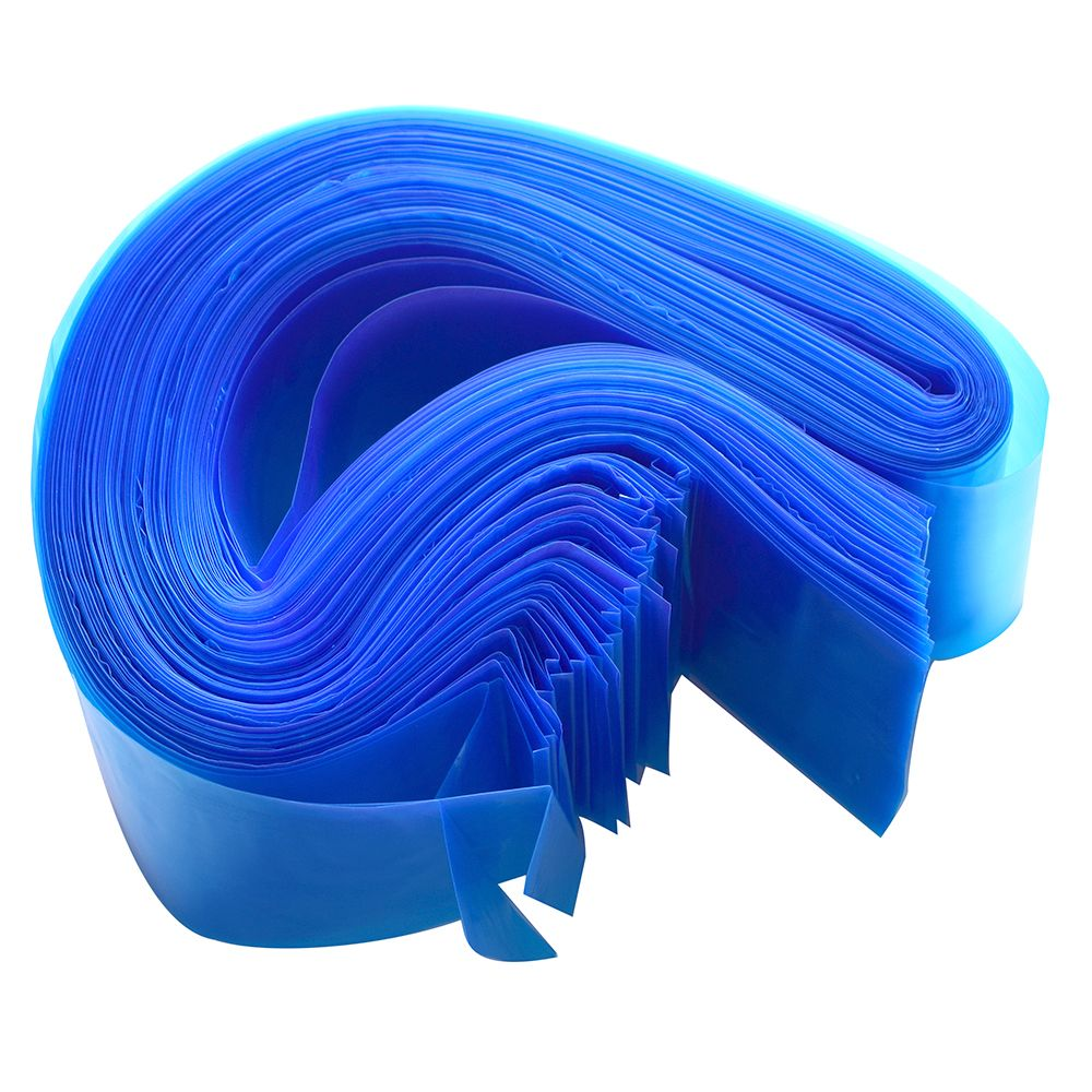 100Pcs Pro Disposable Plastic Blue Tattoo Clip Cord Sleeves Cover Bag  Professional Tattoo Accessory For Tattoo Machine Supply
