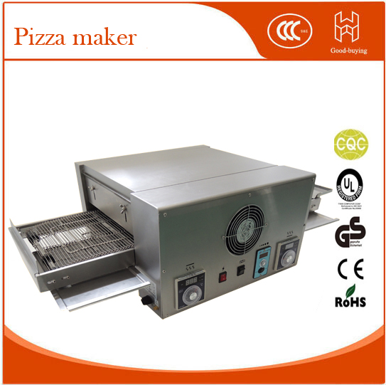 MEP-12  restaurant electric conveyor pizza oven for commercial pizza shop