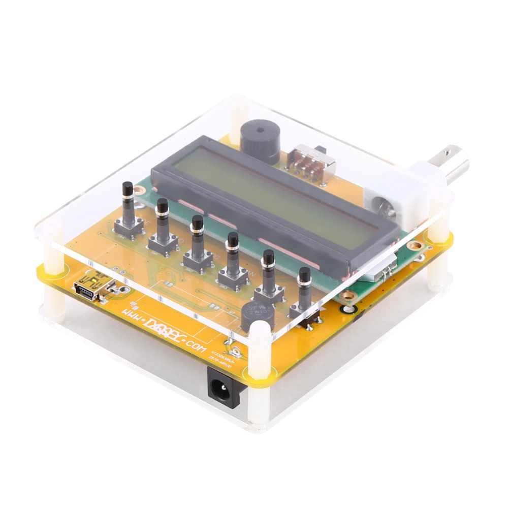 DC12V коротковолновые антенны Анализатор метр тестер 1-60 мГц Q9 голову цифровой ЖК-дисплей