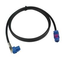 Superbat HSD кабель Fakra C код сборки правый угол Женский Джек к C код правый угол Jack Decar 535 120 см для BMW Benz