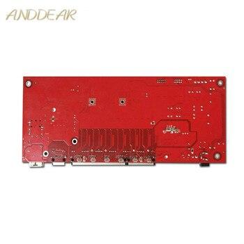 Outdoor Poe Schalter | Industrielle Schalter Modul 9 Port Gigabit SFP Schalter Modul Unterstützung AF/ZU Wifi Brücke Outdoor Cpe Netzwerk Schalter 1000 Mbps