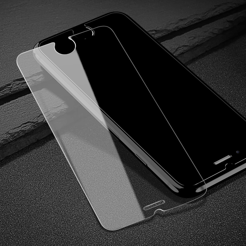 2pcs Tempered Glass Screen Protector <font><b>Film</b></font> Foil For <font><b>iPhone</b></font> <font><b>XS</b></font> Max XR <font><b>X</b></font> <font><b>iPhone</b></font> 8 7 6 6s Plus 5 SE 5s 5c 4 4s Glass Protection <font><b>Film</b></font> image