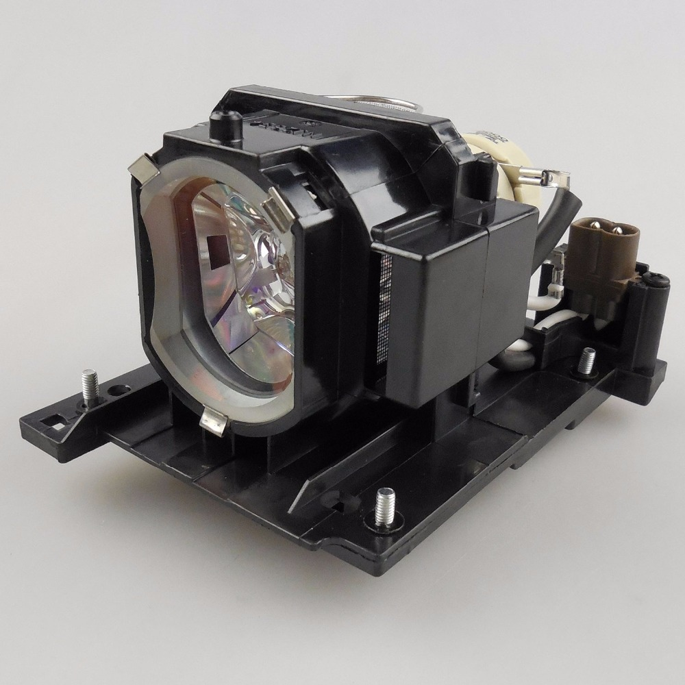 DT01021 Replacement Projector Lamp with Housing for HITACHI CP-X2010 / CP-X2011 / CP-X2011N / CP-X2510N / CP-X2510EN/CP-X2511 dt01151 projector lamp with housing for hitachi cp rx79 ed x26 cp rx82 cp rx93 projectors
