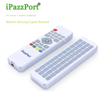 Fashion Mini Wireless Keyboard Air Mouse Double Faced Game Keyboard External Keyboard For Car PC Android