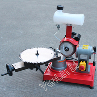 Alloy Saw Blade Grinding Machine Mini Gear Grinding Machine Knife Grinder Mini Woodworking Machinery Tools