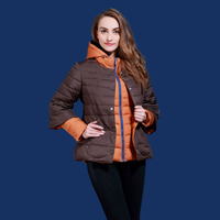 Thickening Down Thick Cotton Padded Coat Women S Spring And Autumn Winter Cotton Padded Jacket Cap