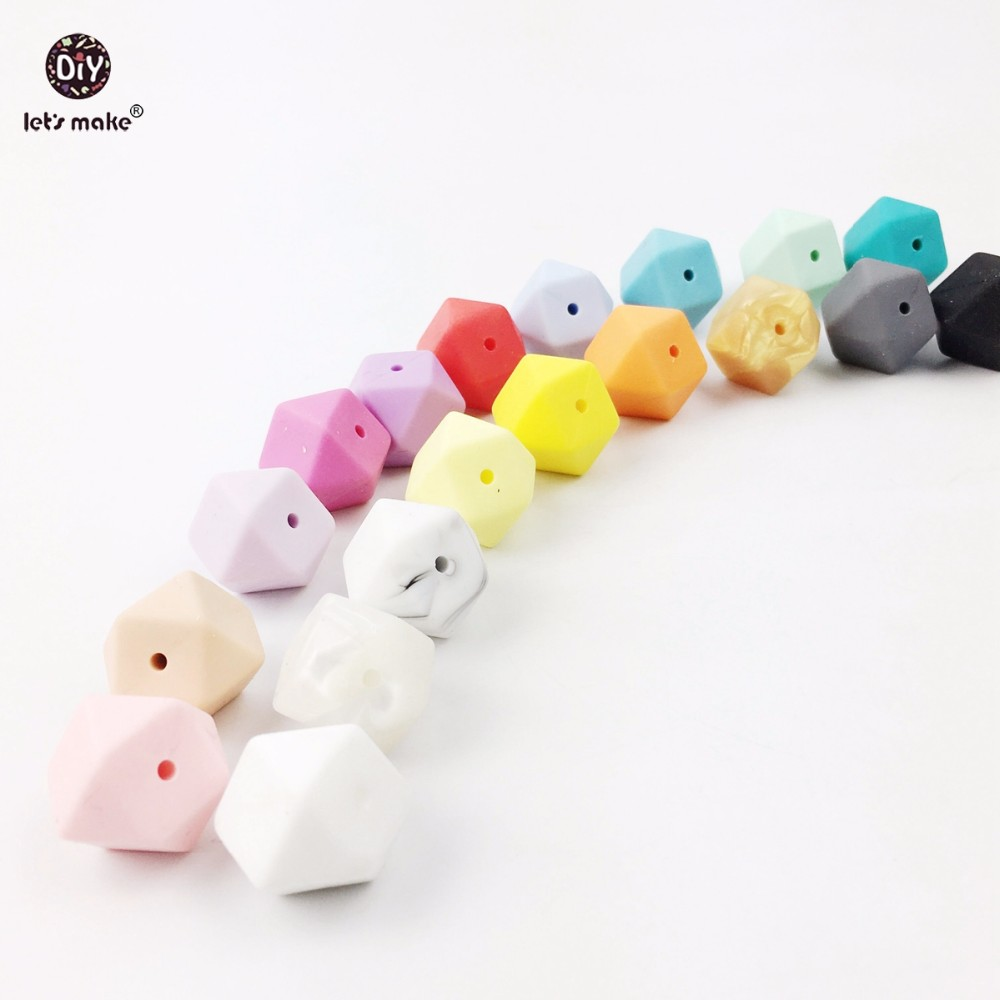 20pc//lot 20mm Natural Round Print Baby Teether Wooden Beads for Jewelry Making