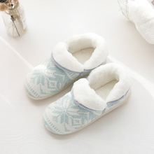 Suihyung hiver femmes pantoufles en peluche chaud épais polaire chaussures dintérieur fourrure maison sans lacet dames moelleux pantoufles maison diapositives plates