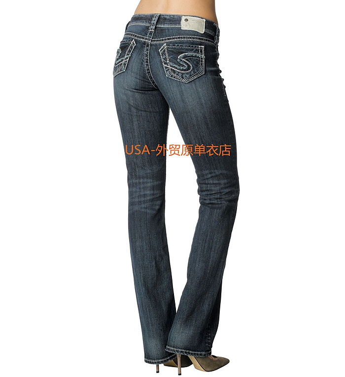Women&39s plus size silver brand jeans – Global fashion jeans collection