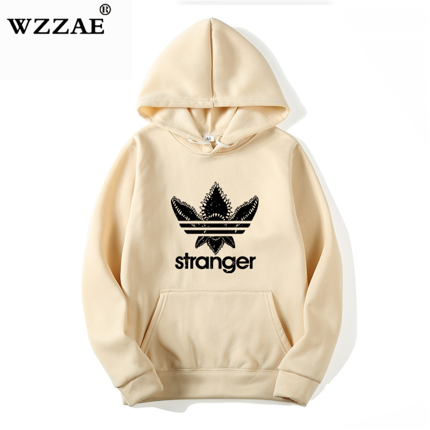 18 Brand New Fashion Stranger Things Cap Clothing Hooded Sweatshirt hoodies Men/Women Hip Hop Hoodies Plus Size Streetwear 7