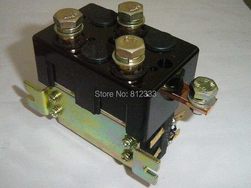 DC88 36 V DC контактор ZJWT100A для Albright DC88-5 тип контактора Гольф корзину Pallert вилочный погрузчик вперед обратный контактор