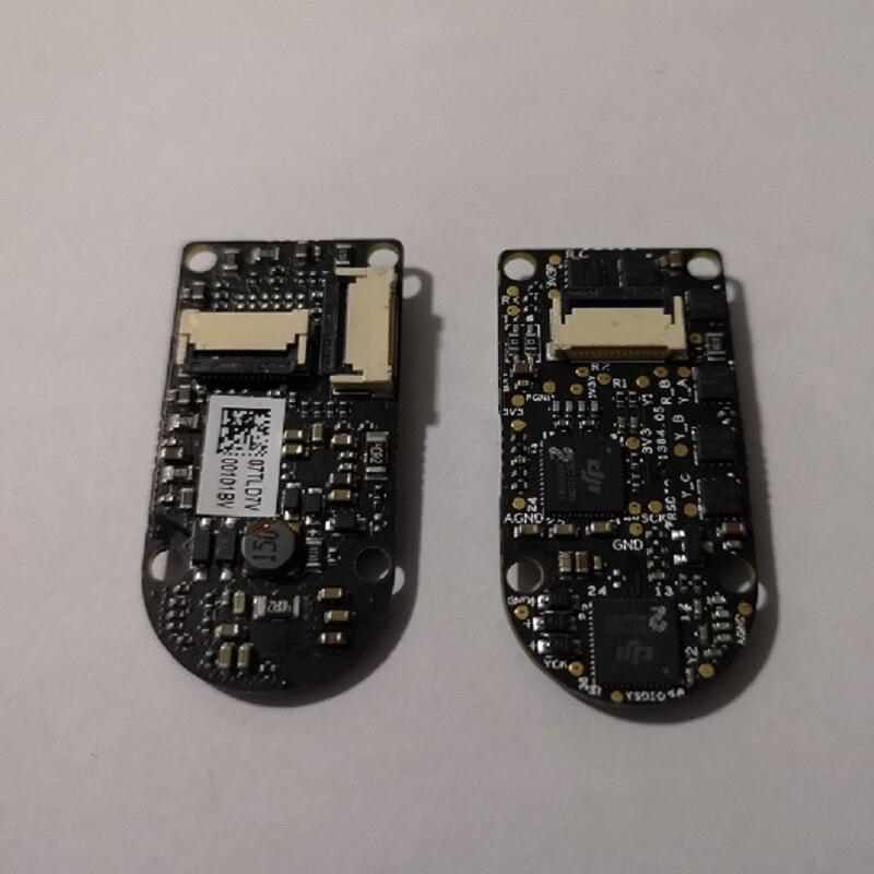 D'origine DJI Phantom 4 Rouleau/Lacet Moteur ESC Puce Circuit Conseil Véritable Repaire Partie Pour DJI Phantom 4 Drone (testé)