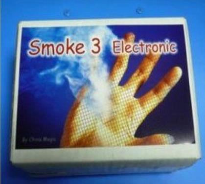 Высокое качество Дым 3 Электронный Китая Магии, этап магии, фокусы, ментализм, иллюзия, улица, трюк