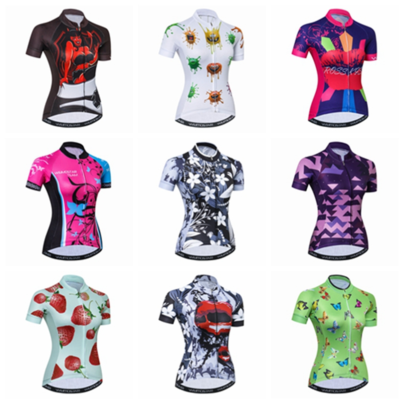Weimostar 2018 Pro Bike mtb Team Cycling Jersey Bicycle Jersey racing Ropa Ciclismo Summer Short Sleeve outdoor Cycling Clothing 2018 pro team uae cycling jersey set new bicycle maillot mtb racing ropa ciclismo short sleeve summer bike clothing gel pad