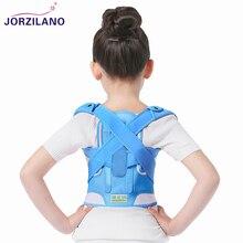 JORZILANO для детей регулируемая поза Корректор пояса сзади грудь плечо поддержки осанки коррекции Brace унисекс взрослых